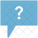 Faq Question Mark Icon