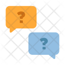 Faq Question Query Icon