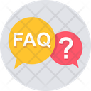 Faq Question Help Icon