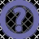 Faq Help Symbol Icon