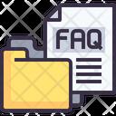 Faq Faq Question Solution Icon