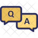 Answer Faq Question Icon