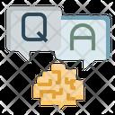 Faq Qa Doubts Icon