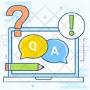 Confuse Discussion Faq Help Icon