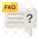 Faq Questions Answers Frequently Ask Questions Icon