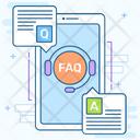 Questionnaire Faq Help Icon