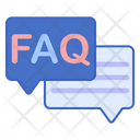 Faq Faq Massage Ask Icon