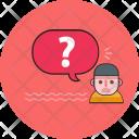 Faq Ask Help Icon