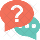 Faq Question Support Icon