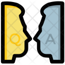 Question Answer Faq Icon