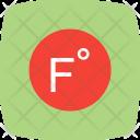 Farenheit Icon