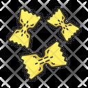 Farfalle Farfalline Type Icon