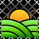 Farm Nature Landscpe Icon
