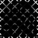 Crop Field Cellar Icon