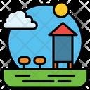 Farm Agriculture Farming Icon