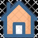 Thanksgiving Farm House Icon