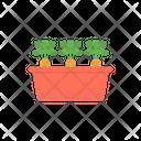 Farm Agriculture Plants Icon