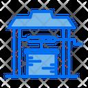 Farm Farmer Water Icon
