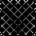 Farm Pig Head Icon