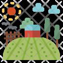 Farm Field Icon