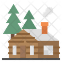 Cabin Home House Icon