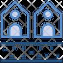 Farm houses Icon