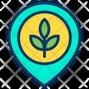 Farm Location Icon