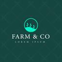 Farm Logo Icon