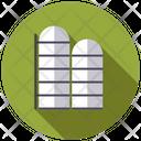 Farm Storage Container Factory Icon