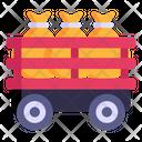 Farm Trailer Icon