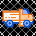 Farmland Delivery Truck Icon