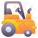 Farm Vehicle Tracktor Farm Icon