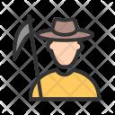 Farmer Avatar Profession Icon