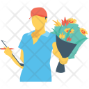 Farmer Caretaker Greenskeeper Icon
