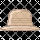 Farmer Hat Head Icon