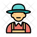 Farmer Occupation Avatar Icon