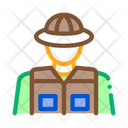 Jungle Pioneer Animal Icon