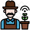 Farmer Agriculture People Icon