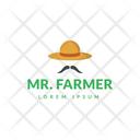 Farmer Logo Icon