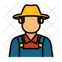 Farmers Occupation Avatar Icon