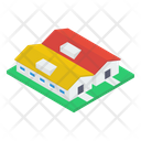 Farmhouse Icon