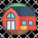 Farmhouse Hut Resort Icon