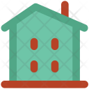 Farmhouse Country House Icon