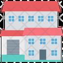Farmhouse House Home Icon