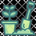 Farming Gardening Plants Icon