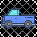 Farming Car Icon