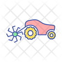 Cultivating Crop Agriculture Icon