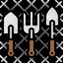 Farming Tools Garden Icon
