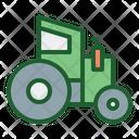 Farming Tractor Icon