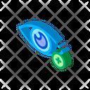Farsightedness Hyperopia Eye Icon